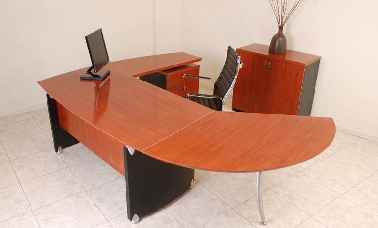 Muebles De Oficina De Madera.Conceptoffice Com Ar Mueble Gerencia Linea Premium